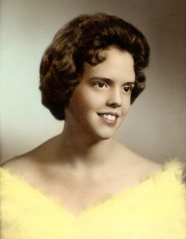 #324=Rosemary Noorlun, Kiester High Graduation; 1964