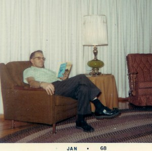#333=Russ N., retired farmer@BG; January 1968