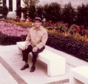 #380=Clarence Sletten, Komo Pk., St.Paul, MN; Aug. 25, 1968