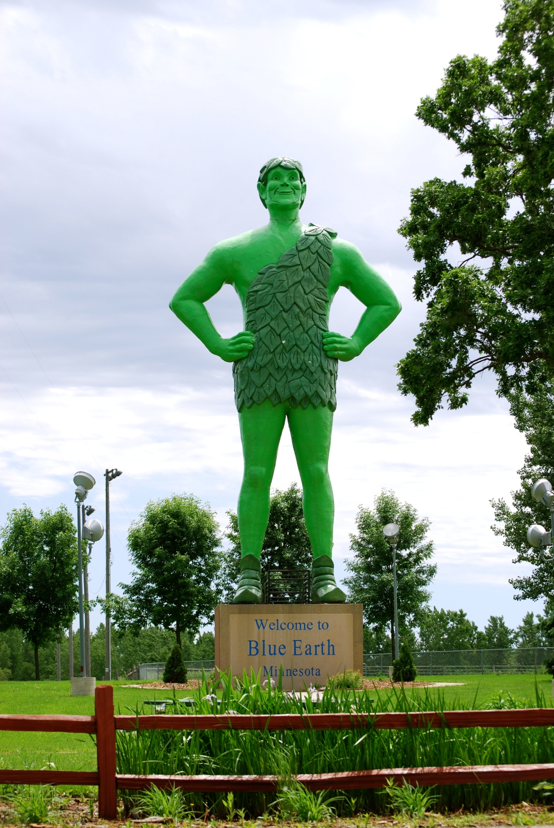 Jolly Green Giant
