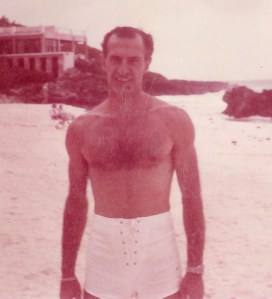 #43=Gene Greenspun(Aunt Lillian's husband)