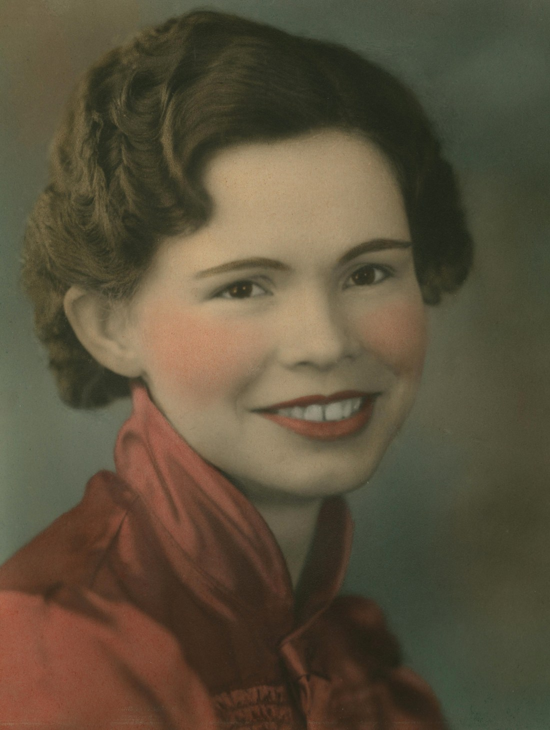 #24.1 May 1937 Clarice Sletten H.S. Graduation