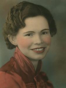 #24.1 May 1937 Clarice Sletten H.S. Graduation