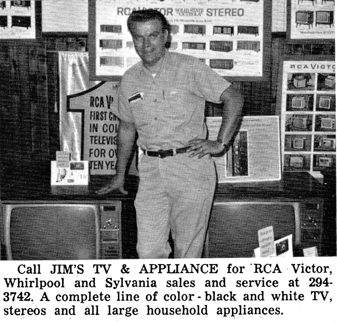 #940 Jim Engebretson. Jim's Appliances in Kiester, MN 001