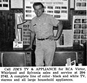 #940 Jim Engebretson. Jim's Appliances in Kiester, MN 001
