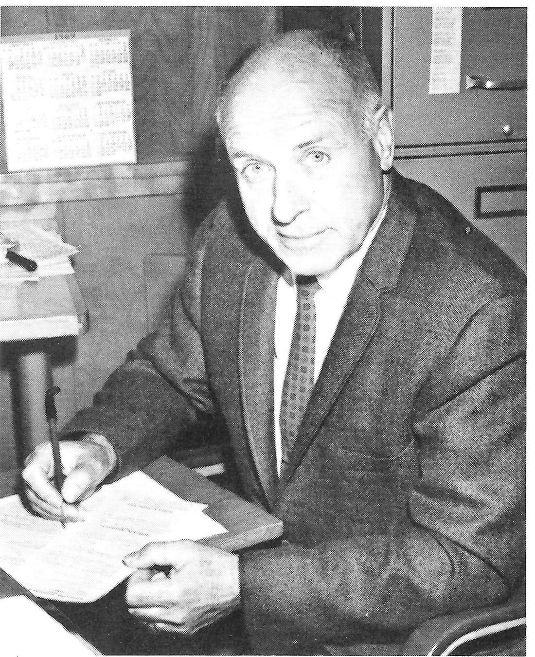 #949 Mr. Pat Pettichord, Principal BGHS