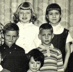 #163a=Elliott's 2nd Grade class; teacher was Mrs. Bud Baker