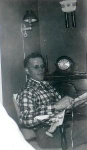 #363=Russ N.@G&G Sletten's in Albert Lea, MN; circa 1947