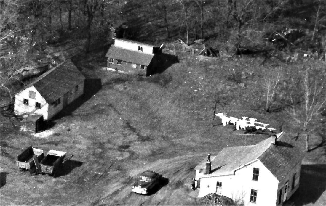#668.2 Aerial of Kiester farm 001