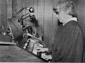 #972 Dixie Ballweber EUB organist