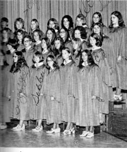 #976 BGHS 1972 Choir Part 2 001