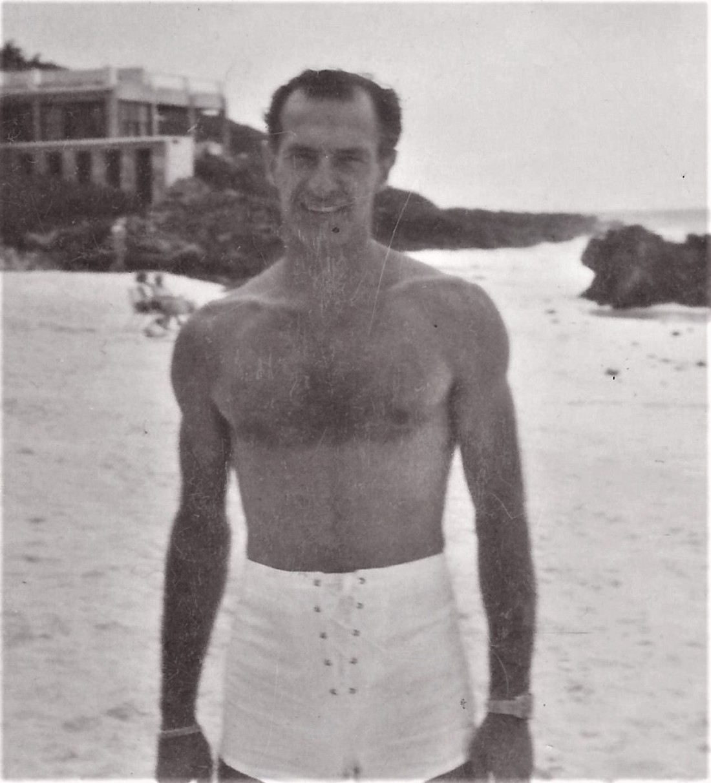 #43.1=Gene Greenspun(Aunt Lillian's husband)