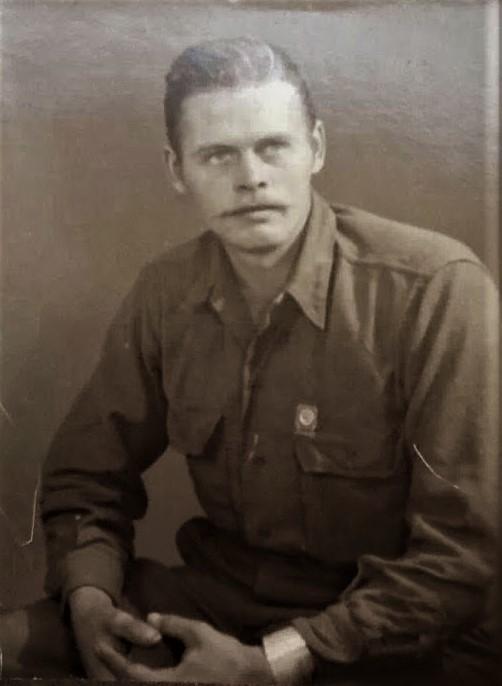 #1016 Doren Noorlun WWII era