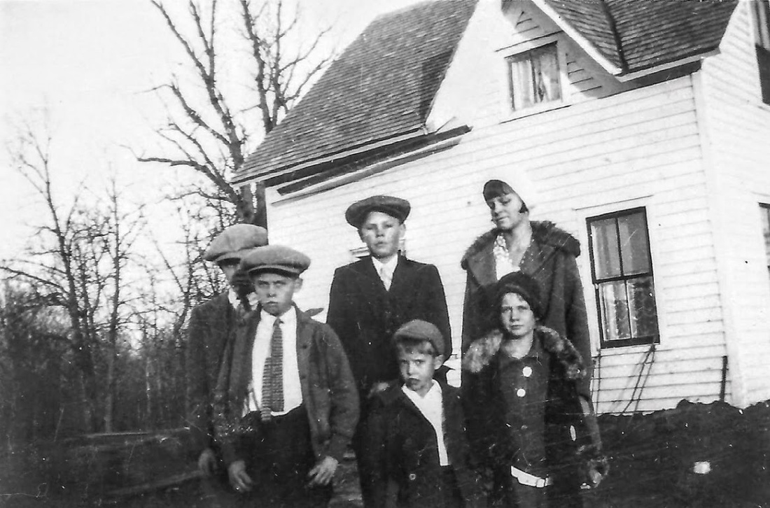 Russell Noorlun and siblings