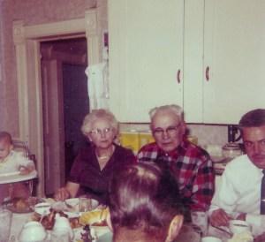 #388=Thanksgiving at Noorlun's farm; November 1963