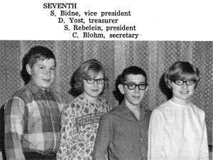 #1060 KHS 1967 Steve R. 001