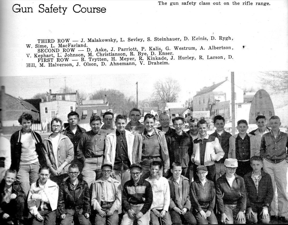 #1067 KHS Gun Safety 1957-58 001
