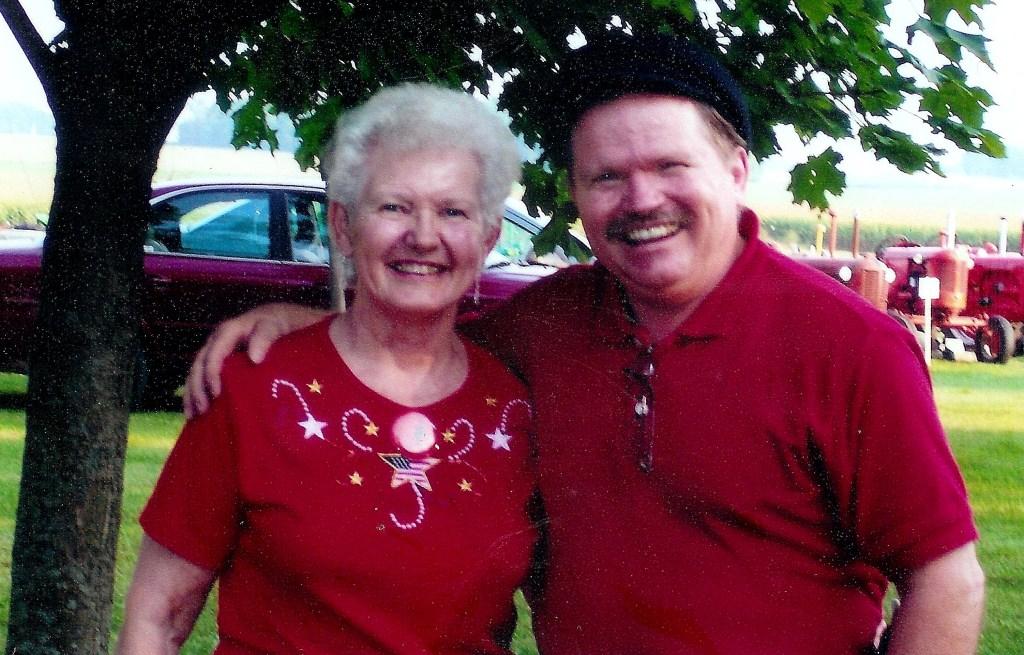 #162=Elliott with First Grade teacher; Sept. 2005