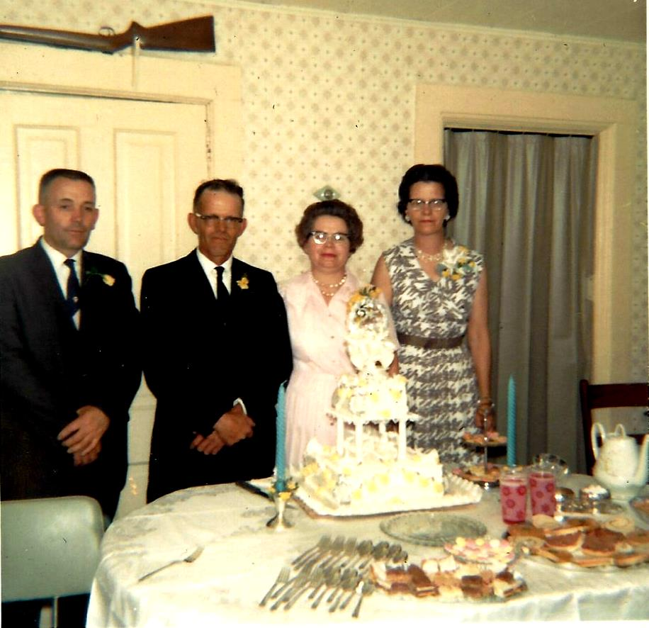 #897 Russell & Clarice Noorlun 25th Wedding Anniversary 6.21