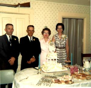 #897 Russell & Clarice Noorlun 25th Wedding Anniversary 6.21