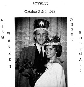 #1012a KHS '63 HomeComing