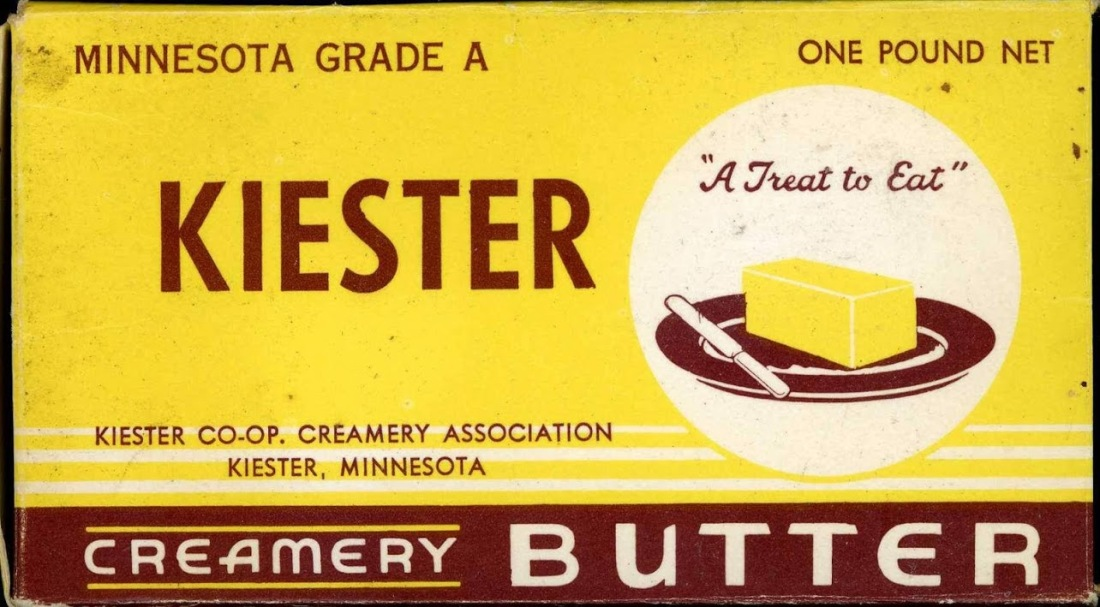 Kiester Butter