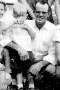 #18=Elliott(with Dad, June '56)