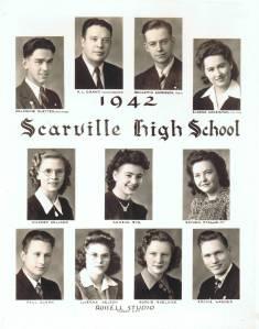#942 Del Sletten H.S. Grad 1942