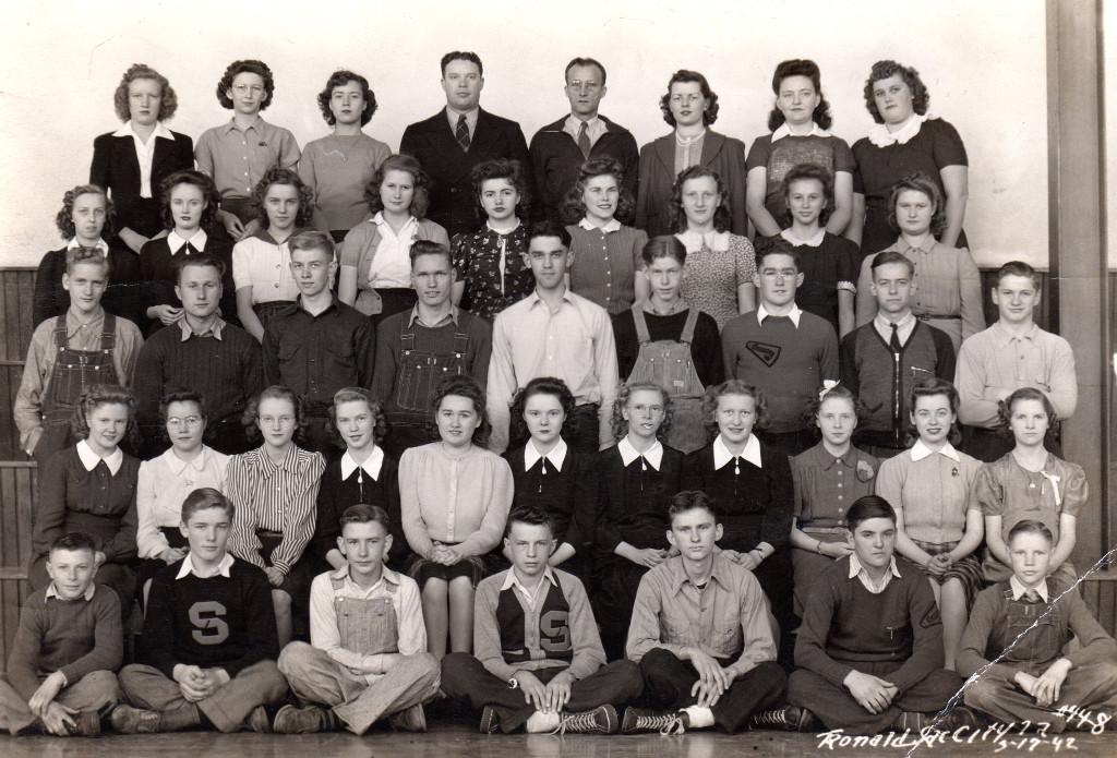 #944 Del Sletten H.S. Grad 1942