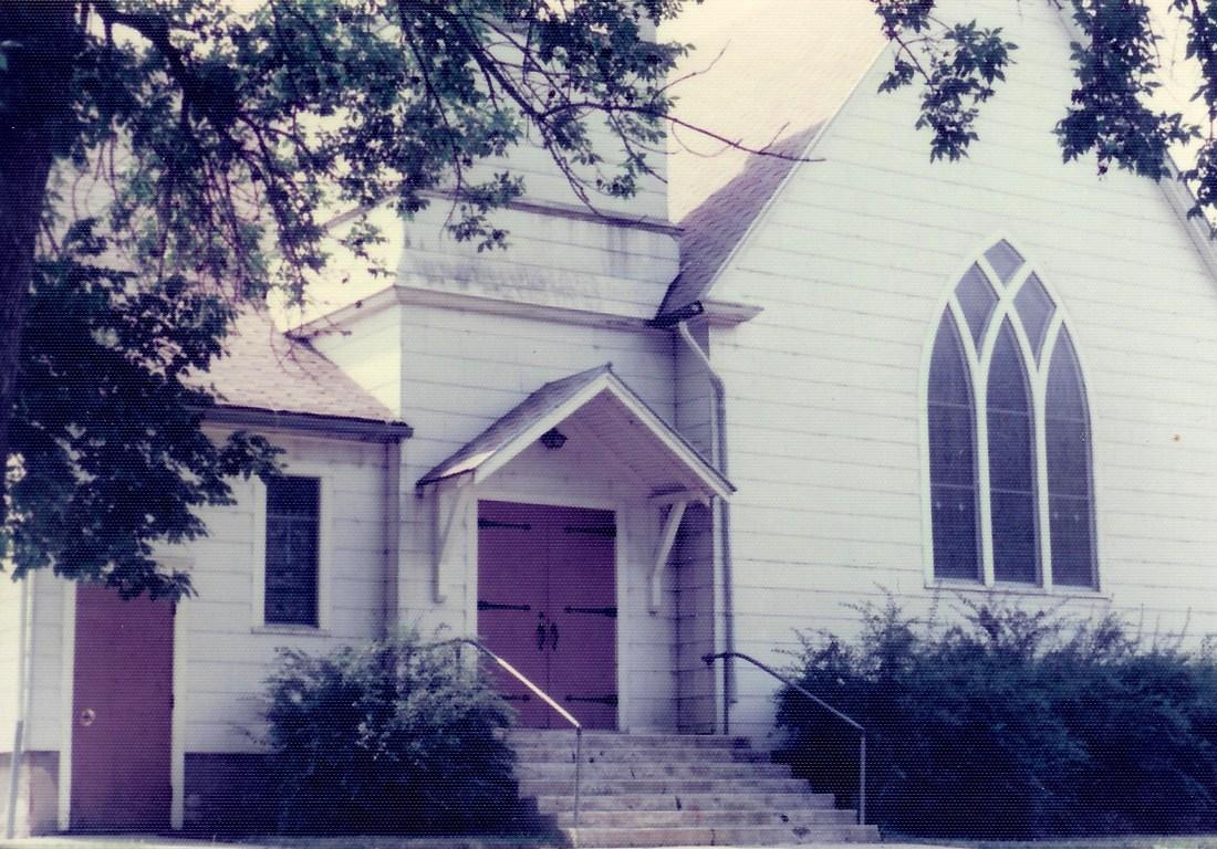 #577.1 EUB Church, Kiester, MN