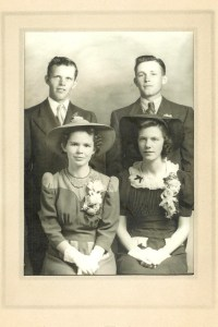#23=R.Noorlun Wedding Party (June 21st,'41)