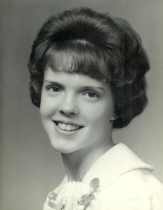 #247=Rosie's Confirmation photo, I think; circa 1963