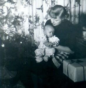 #466=Marc&Ilena Sletten, Dec. 25, 1954