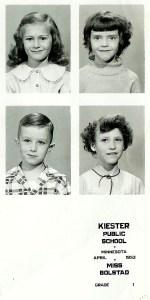 #211=Rosemary Arlone Noorlun, 1st Grade; 1952-53